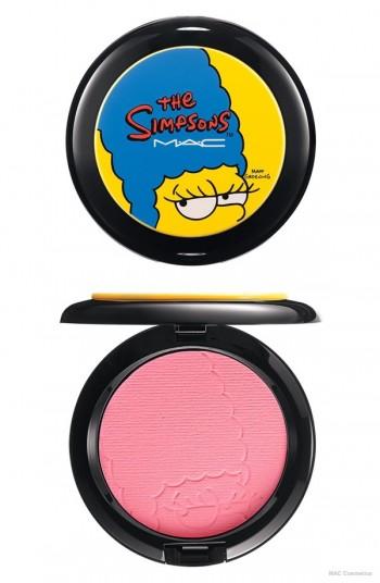 Shop The Simpsons x MAC Cosmetics Makeup Line