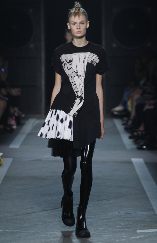 Marc by Marc Jacobs Goes Punk for Spring 2015