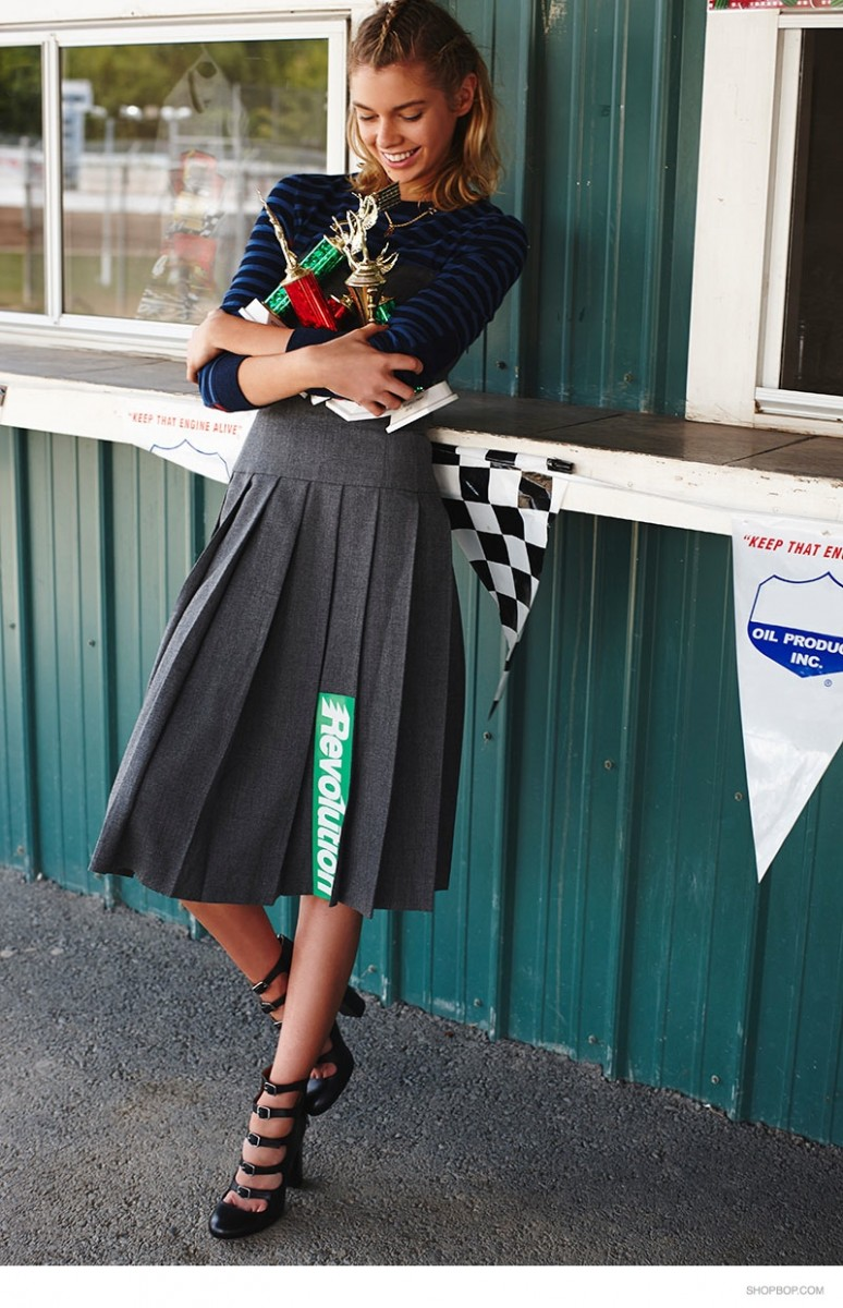 Marc by Marc Jacobs Fall 2014 at Shopbop