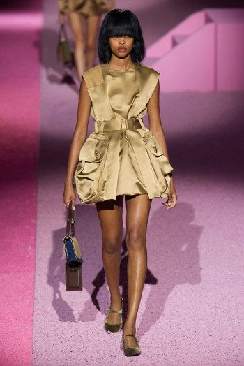 Marc Jacobs Makes Uniforms Cool for Spring 2015