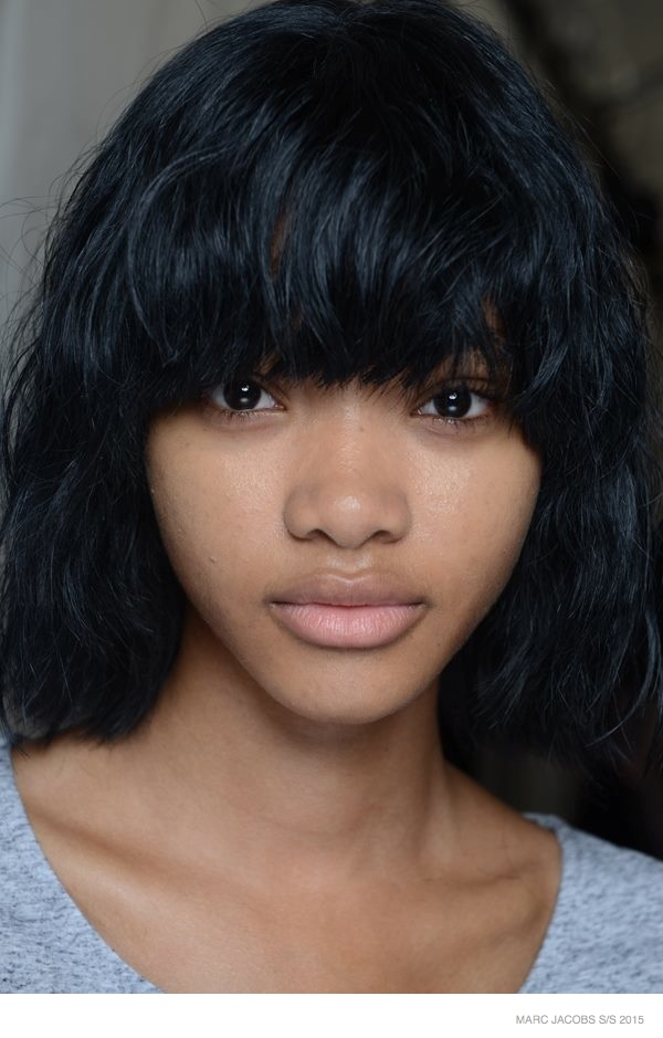 marc jacobs spring 2015 beauty05 A Closer Look at Marc Jacobs Spring 2015 No Makeup Beauty