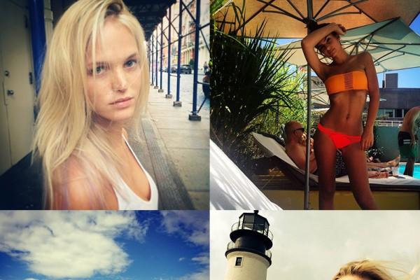 model-instagrams-september