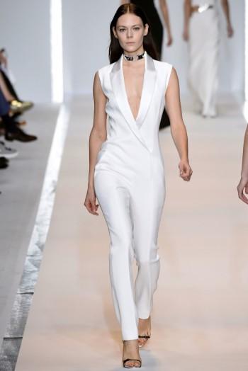 Mugler Spring 2015: David Koma Unveils Sexy Sleek