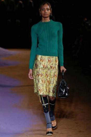 Prada Spring 2015: A Decorative Affair