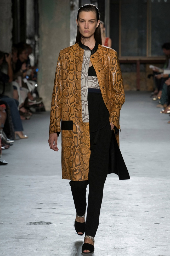 Proenza Schouler Updates the Basics for Spring 2015
