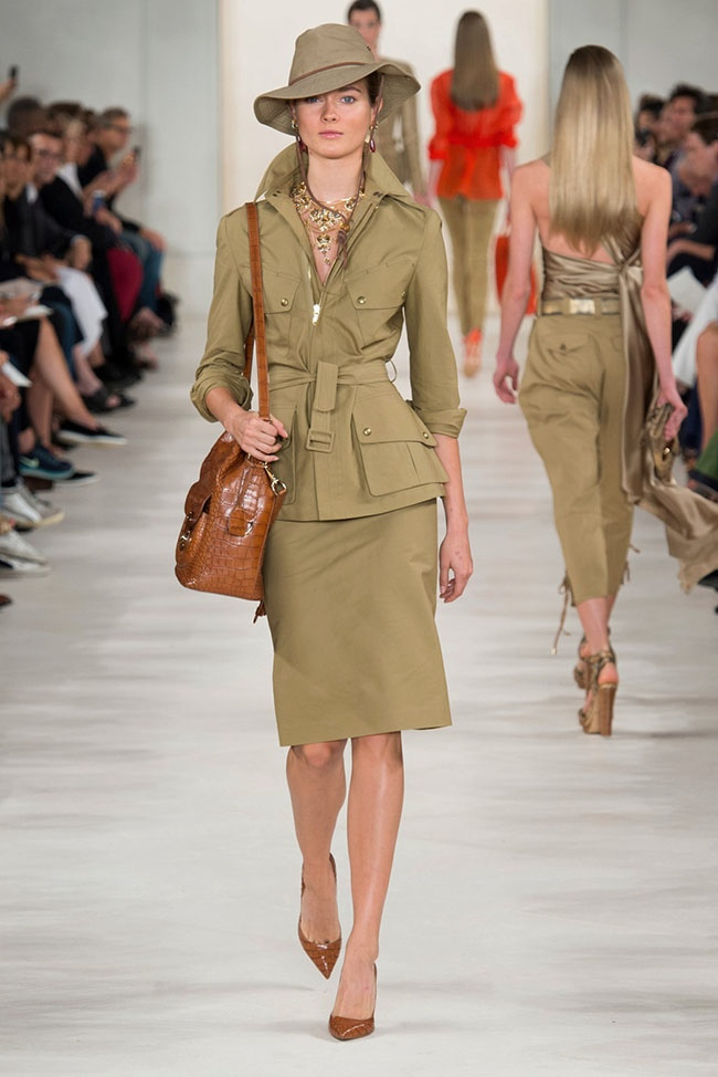 4 Spring Summer 2015 Trends From New York Fashion Week