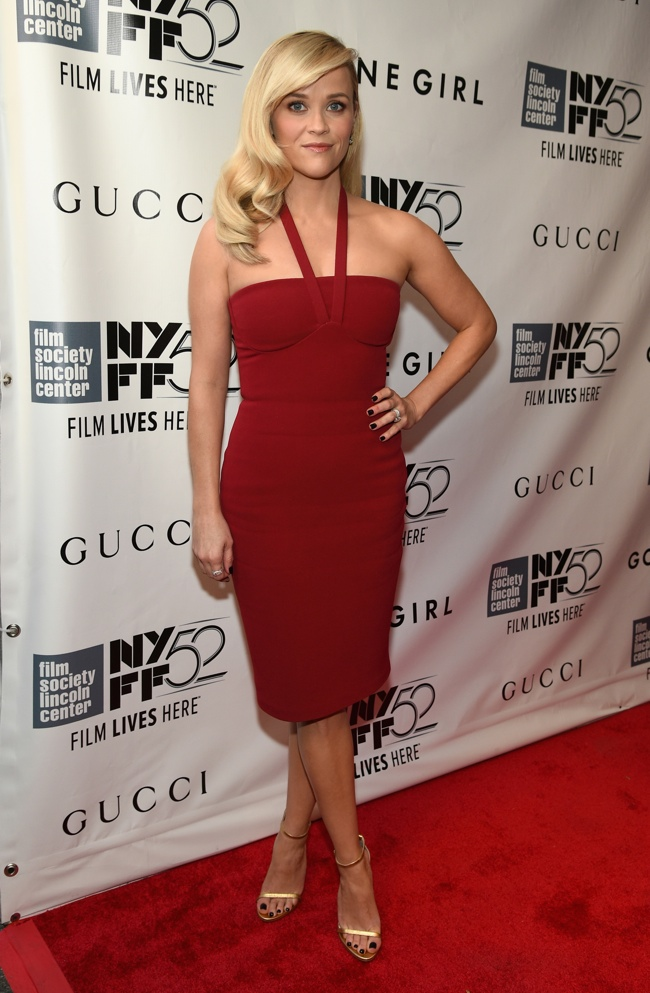 "Opening Night Gala Presentation And World Premiere Of ""Gone Girl"" -Arrivals - 52nd New York Film Festival"