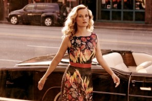 Reese Witherspoon Poses for Vogue, Talks Strong Female Roles
