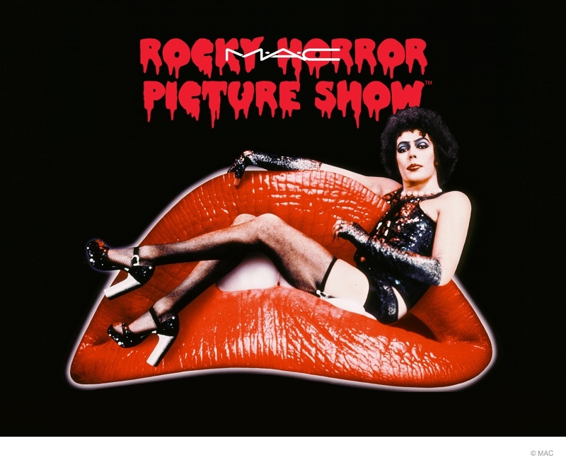 "rocky horror picture show mac cosmetics photos02 MAC to Launch ""The Rocky Horror Picture Show"" Makeup Collaboration"