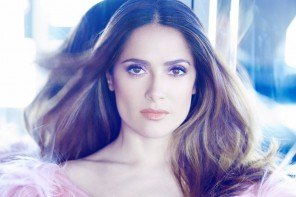 Salma Hayek Stuns in Elle Mexico Cover Shoot by Diego Uchitel