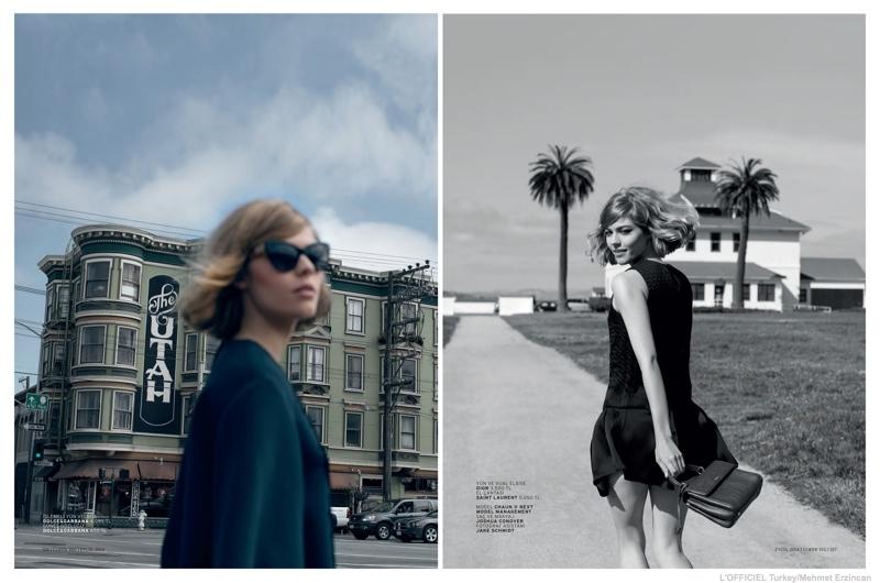 California 60s Chaun Loose By Mehmet Erzincan For L