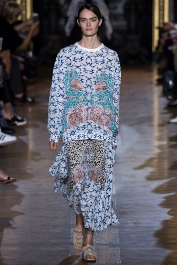 Stella McCartney Spring 2015: The Ease of Daytime