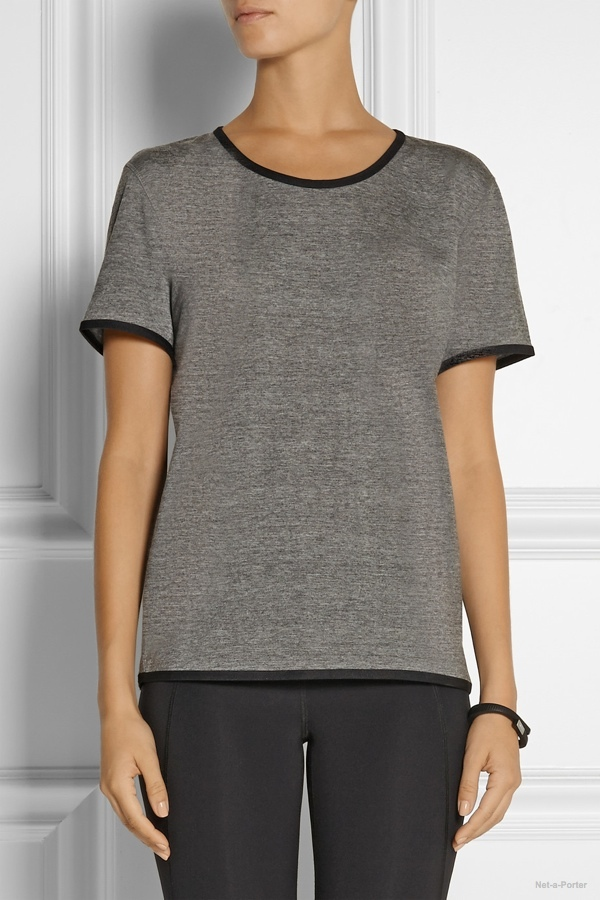 Theory+ Balance jersey T-shirt available at Net-a-Porter for $85.00