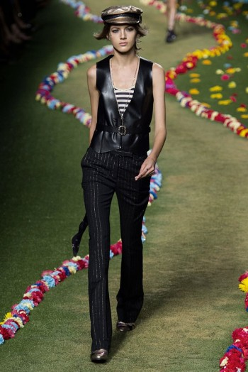 Tommy Hilfiger Takes on Festival Fashion for Spring 2015
