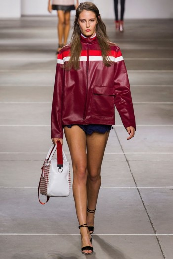 Topshop Unique Goes Sporty for Spring 2015