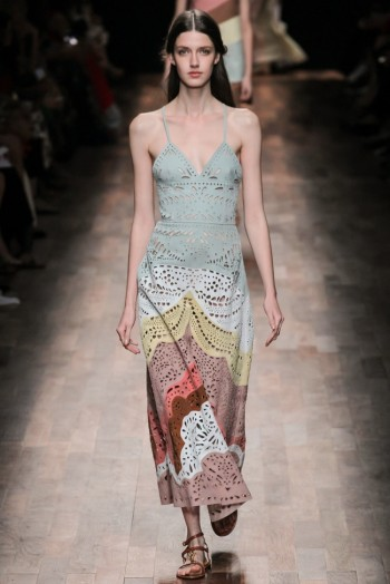 Valentino Spring 2015: A Grand Journey