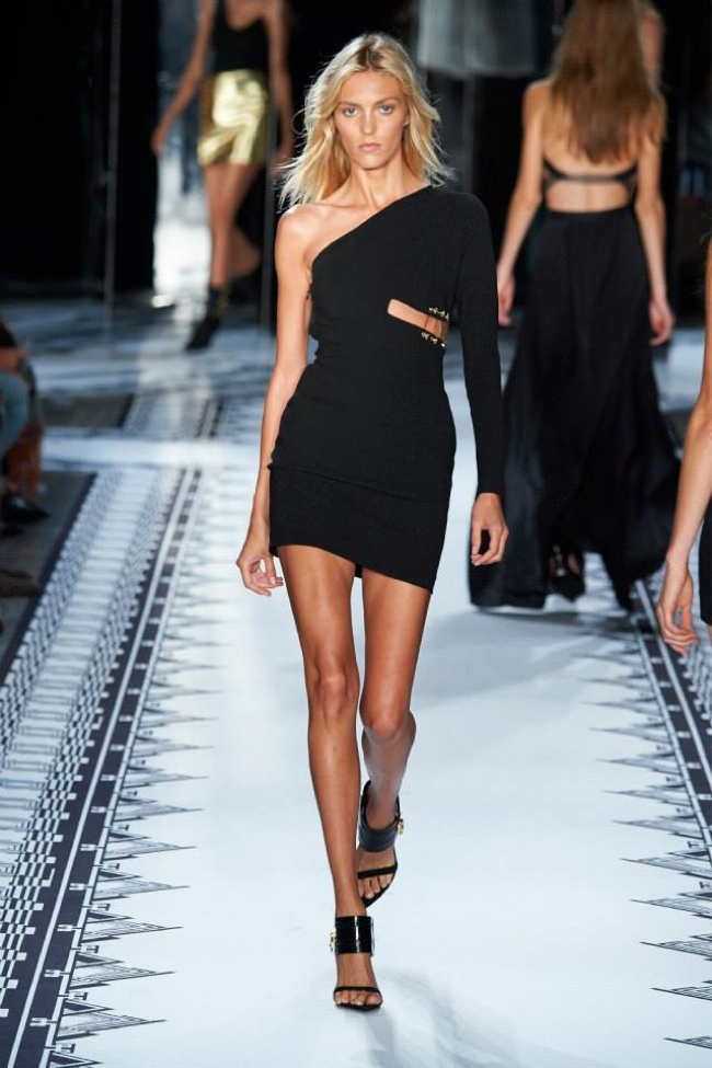 Versus Versace Turns Up the Heat for Spring 2015 with Anthony Vaccarello