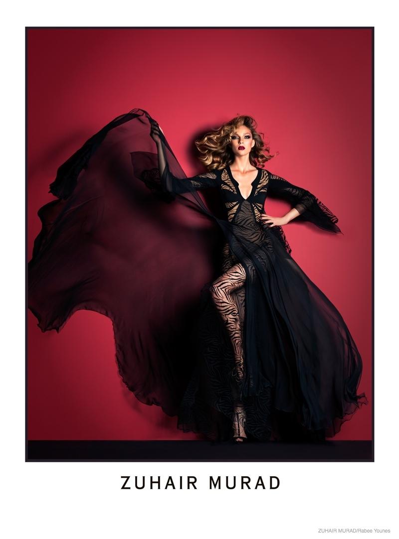 Vogue - Zuhair Murad - AW 14 15 Ad ACPP