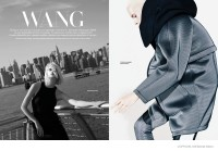 Alexander Wang x H&M in L'Officiel Mexico Shoot by Sevda Albers