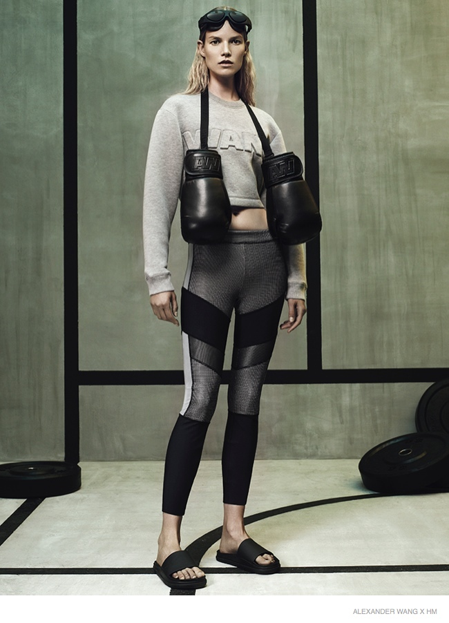 A Closer Look at the Alexander Wang x H&M Collection