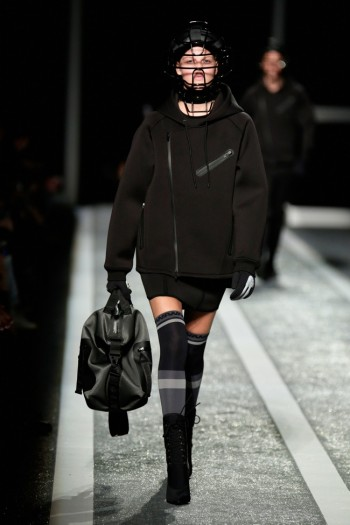 Alexander Wang Held a Runway Show for His H&M Collaboration