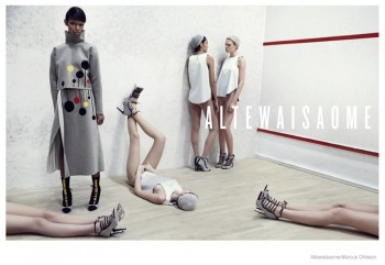Altewaisaome Launches Fall 2014 Campaign by Marcus Ohlsson
