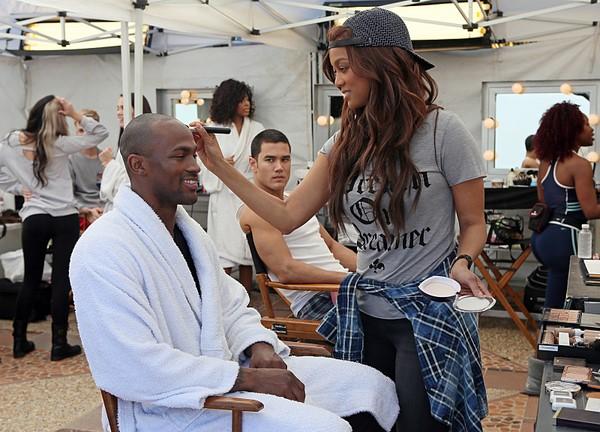Tyra Banks & Keith