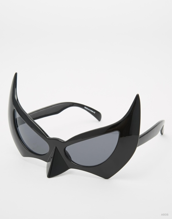 ASOS Halloween Bat Sunglasses