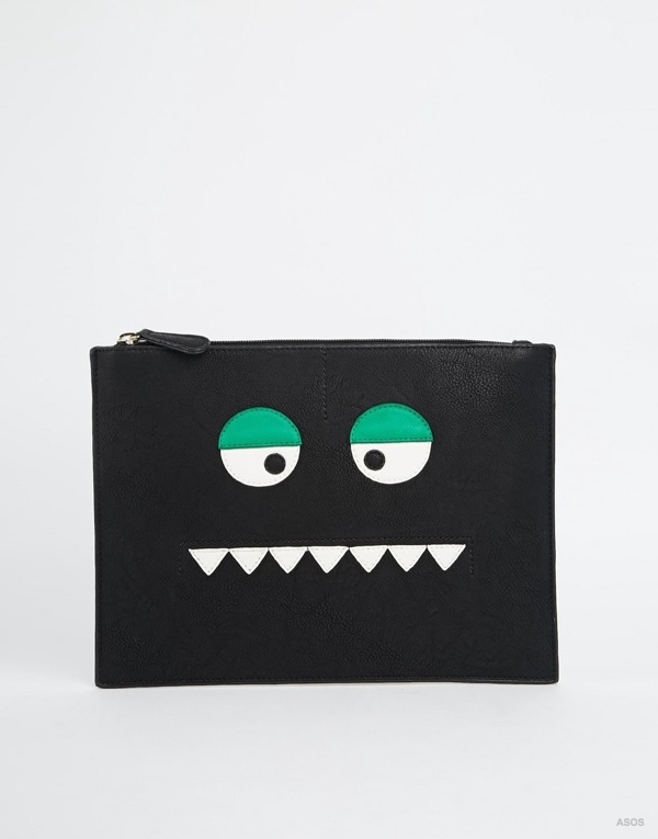 ASOS Halloween Monster Bag