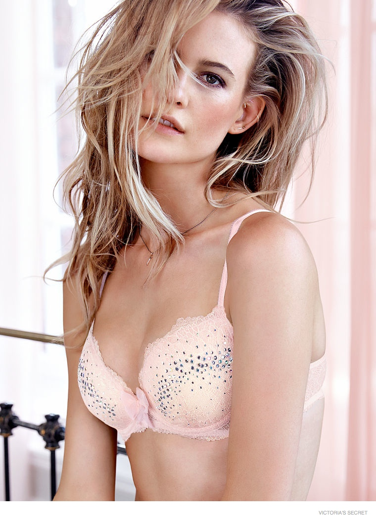 Behati Prinsloo is Simply Gorgeous in Victoria's Secret Images