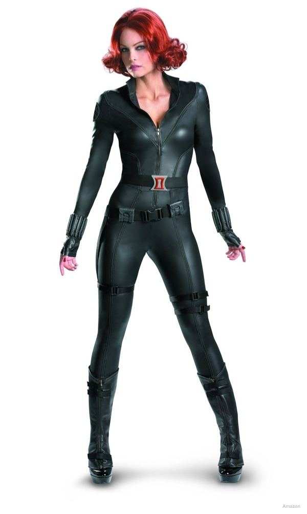 Halloween Costumes 2014: From Black Widow to Maleficent