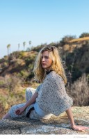 Brit Marling Gets Her Closeup for So It Goes #4 Cover Shoot
