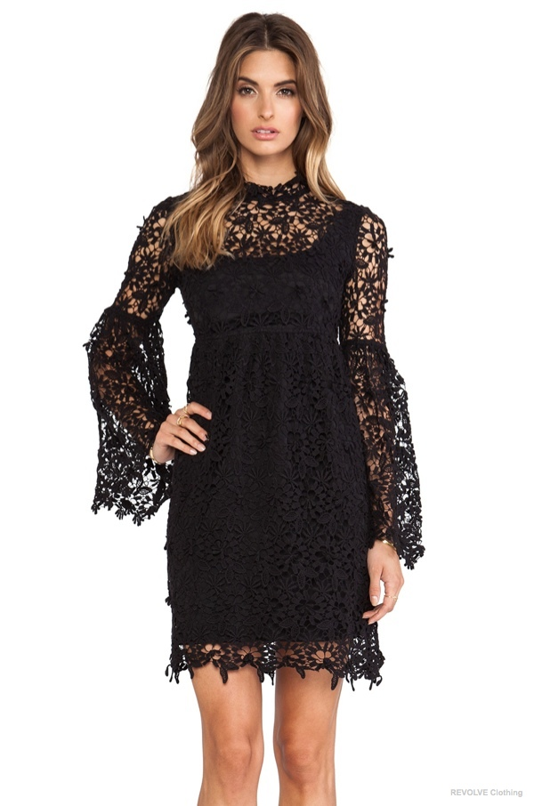 Candela Annabelle Dress available at REVOLVE Clothing for $347.00