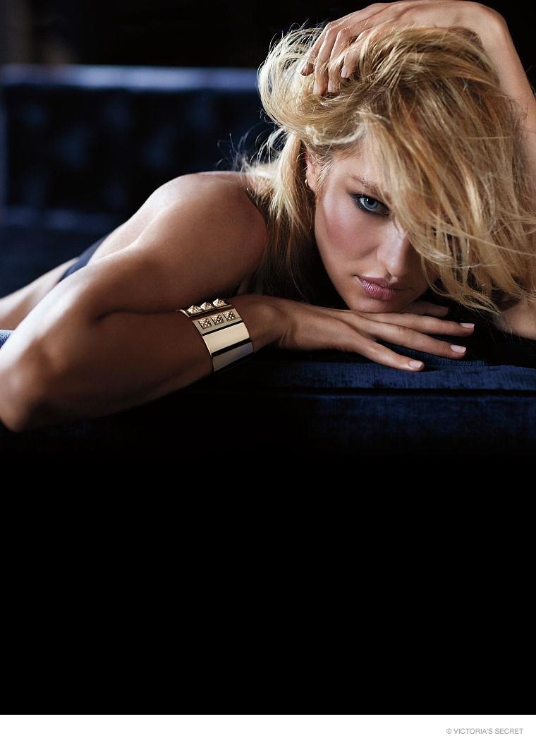 Candice Swanepoel Seduces in New Victoria's Secret Images