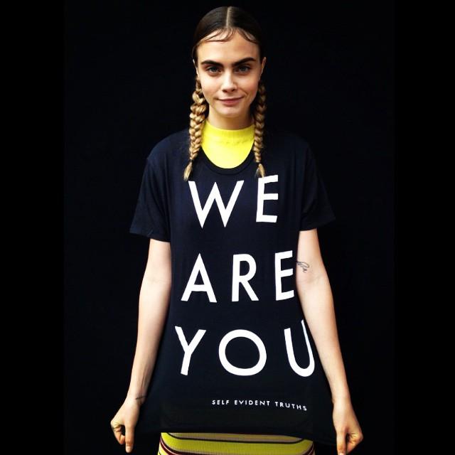 Instagram Photos of the Week | Cara Delevingne, Elsa Hosk + More Models
