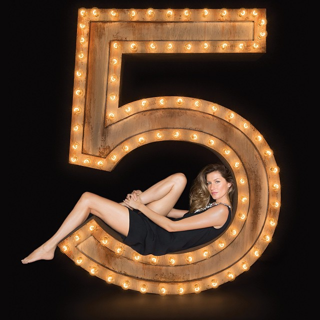 Gisele Bundchen Will Reportedly Star in Chanel's Spring 2015 Campaign