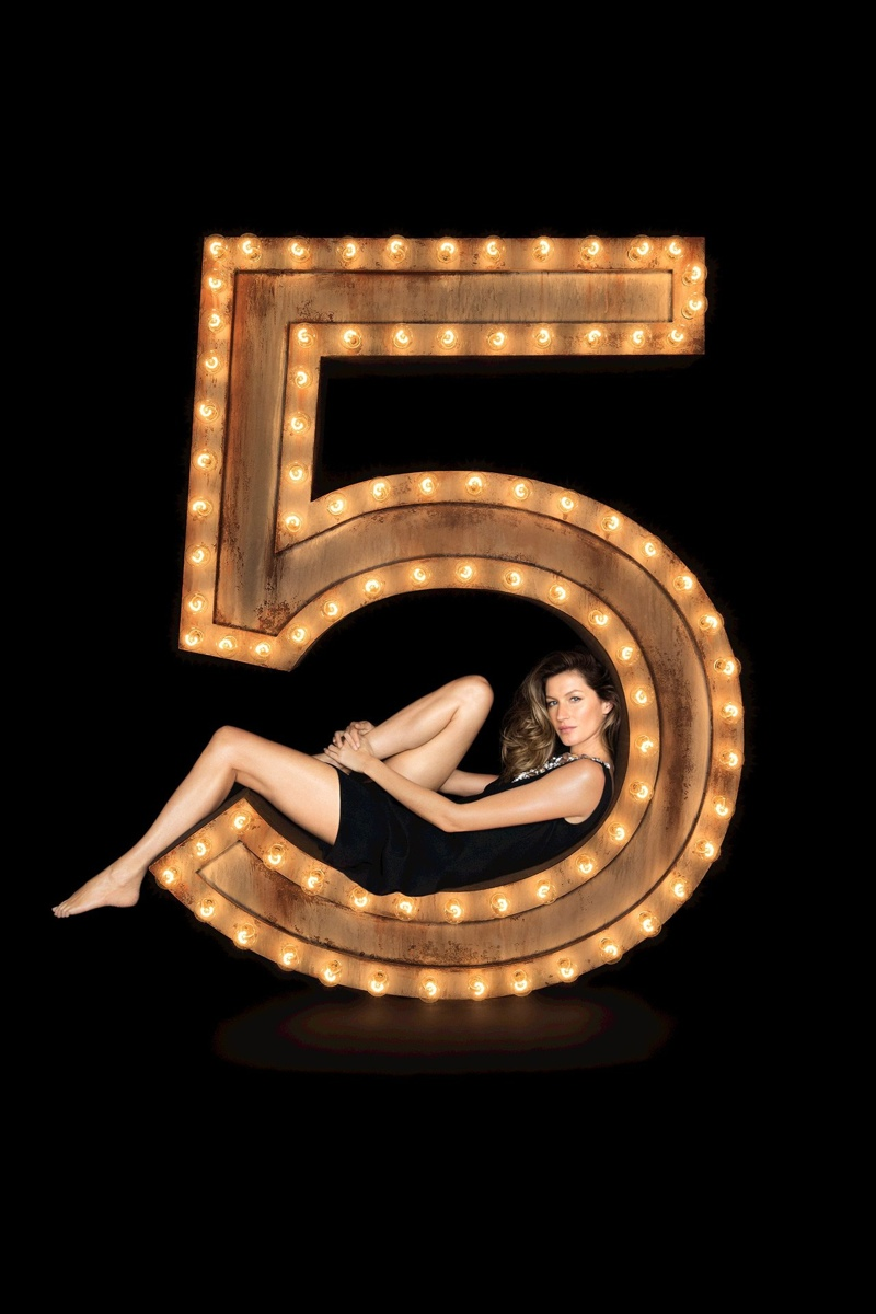 gisele bundchen for chanel no 5 ad campaign photo film. Black Bedroom Furniture Sets. Home Design Ideas