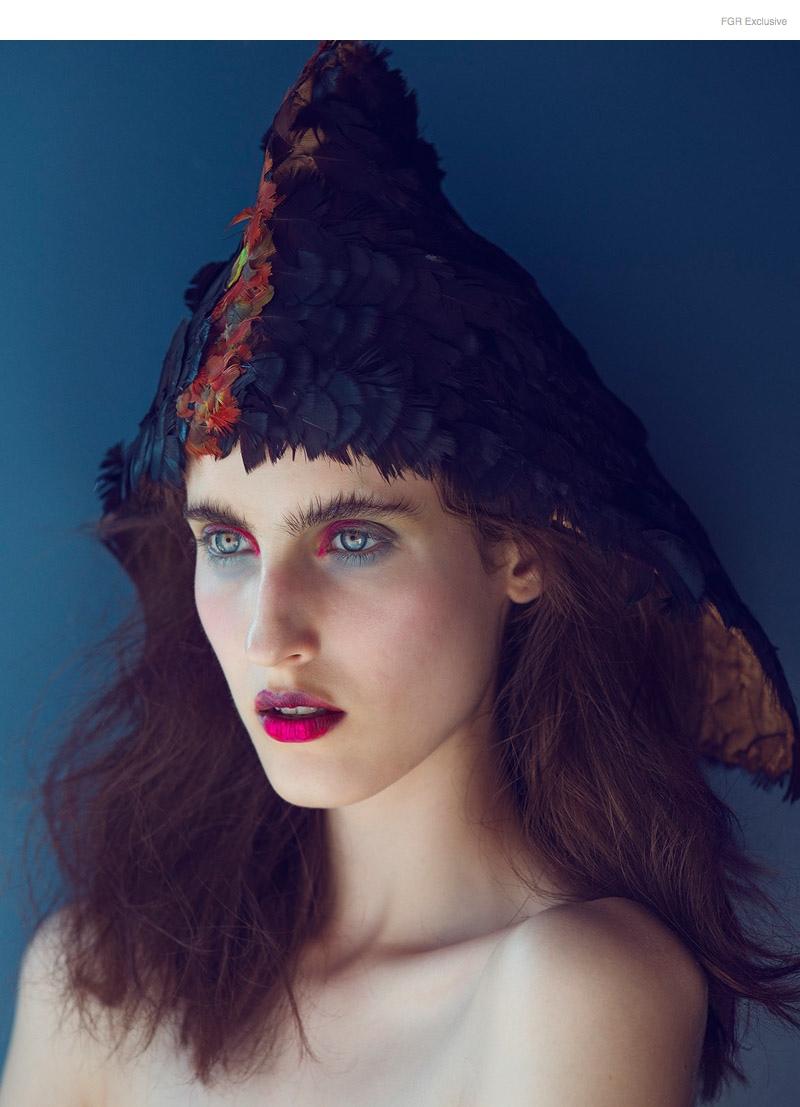 Amanda Moreno by Christopher Anderson