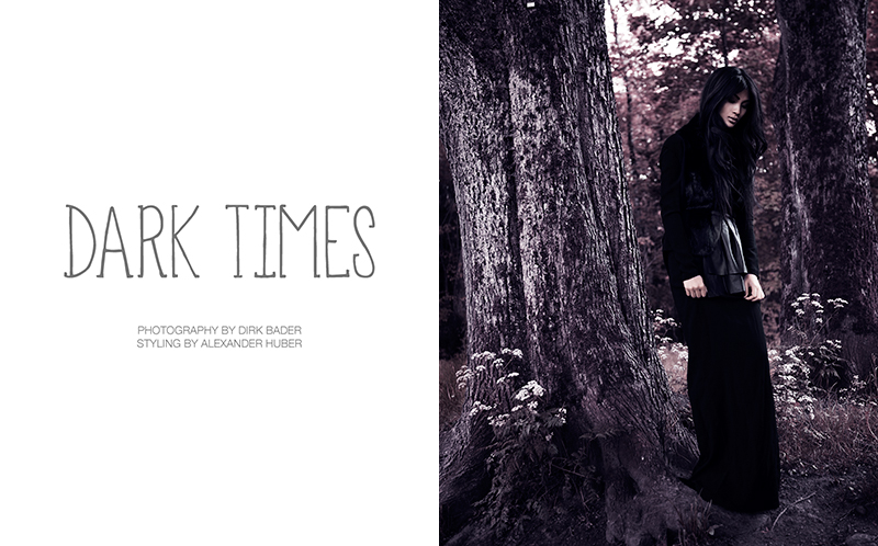 "FGR Exclusive | Tien by Dirk Bader in ""Dark Times"""
