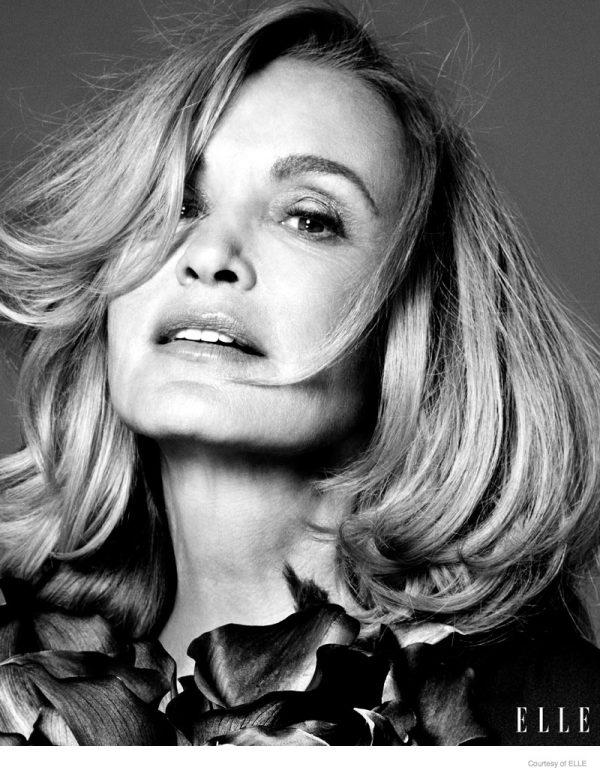 Jessica Lange for ELLE November 2014