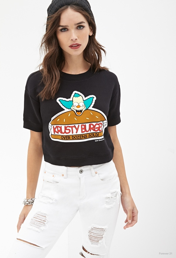 Shop The Simpsons for Forever 21