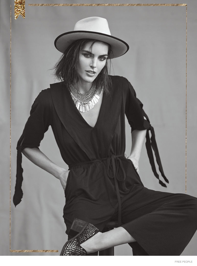 Free People Features Holiday Dressing in Its November 2014 Catalog