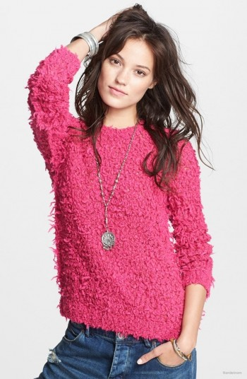 Free People 'September Song' Pullover
