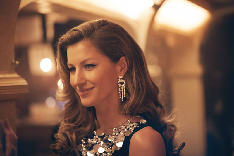 Gisele Bundchen: Beauty Advertisements Are 'So Unattainable'