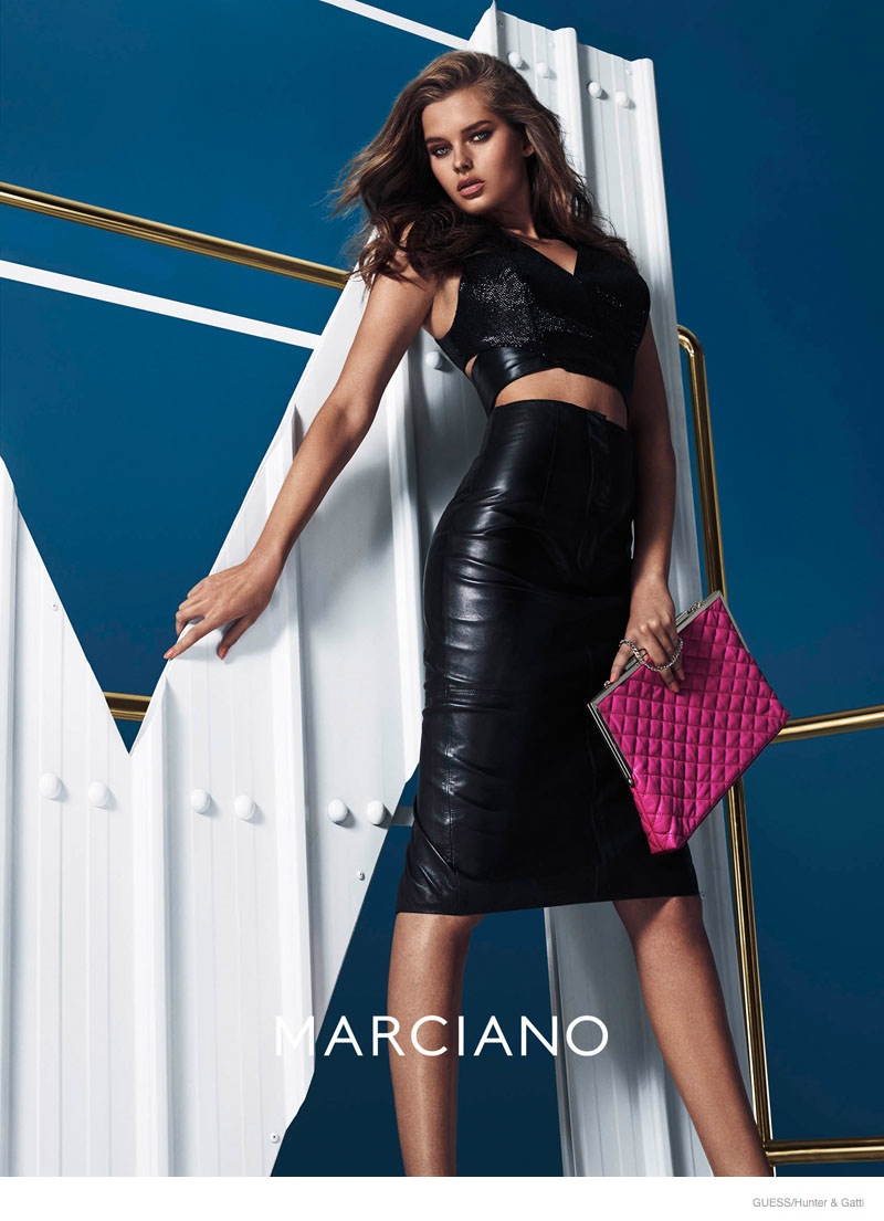 guess by marciano fall 2014 ad campaign fashion gone rogue