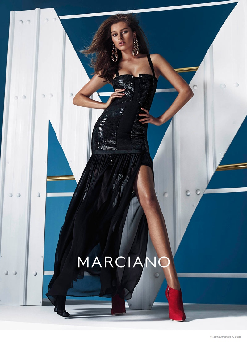 Guess by Marciano Fall 2014 Ad Campaign