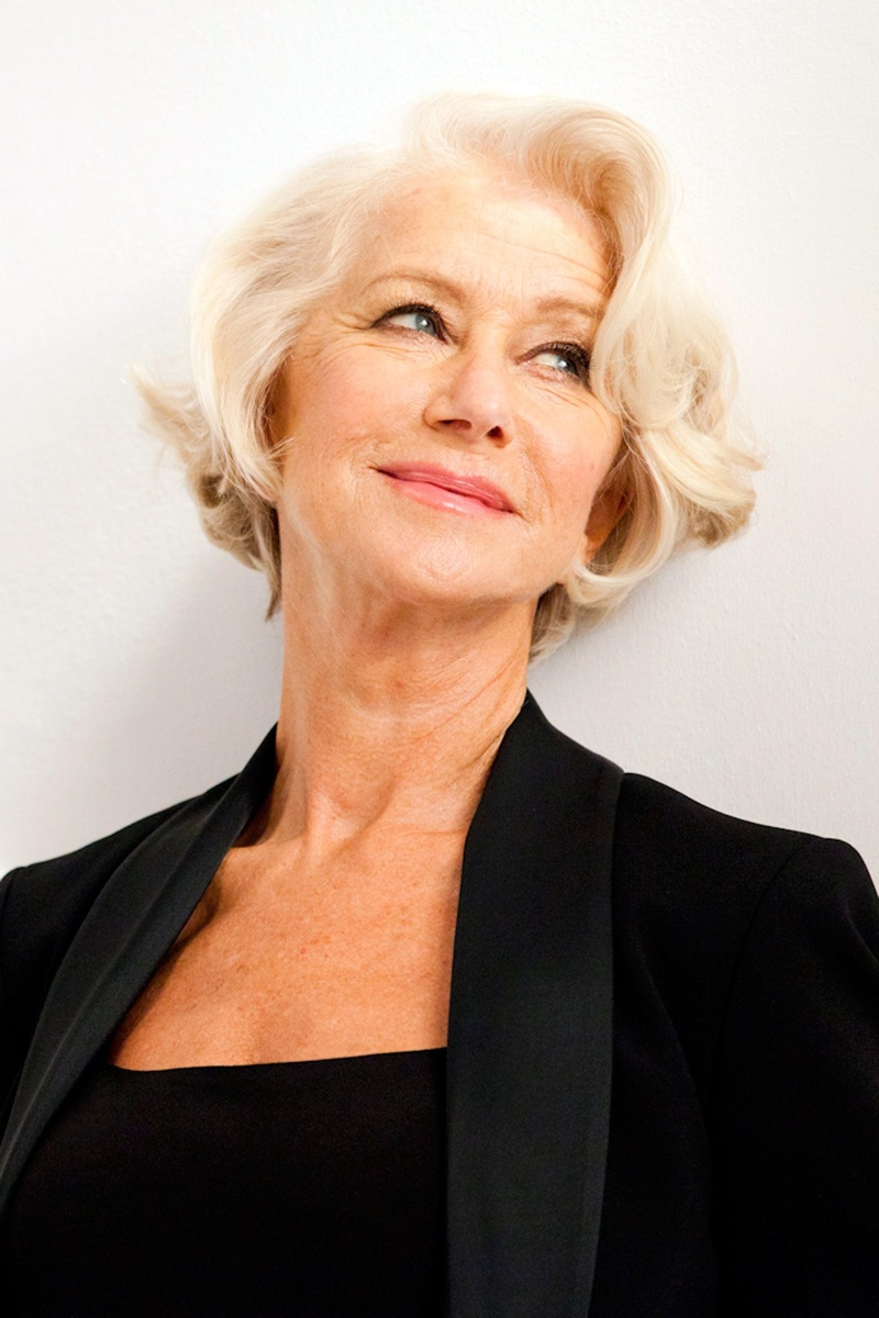 Helen Mirren Signs Deal With L Oreal Paris