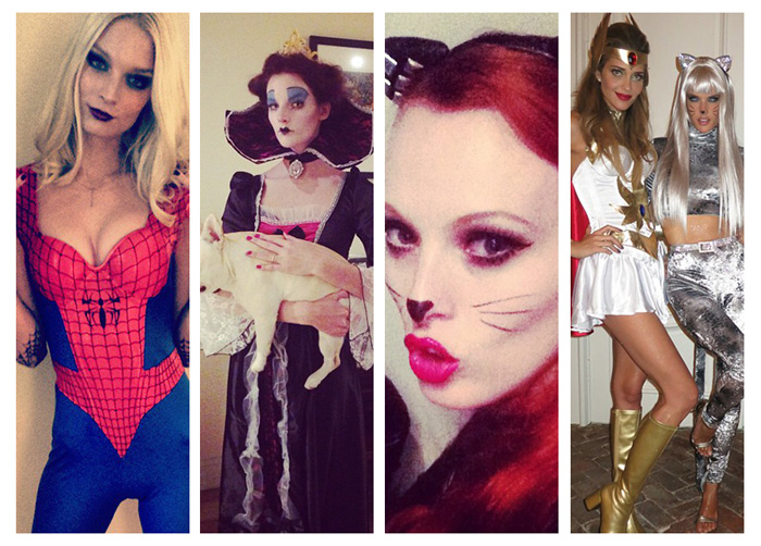 Instagram Photos of the Week: Halloween Edition with Alessandra Ambrosio, Ana Beatriz Barros + More!
