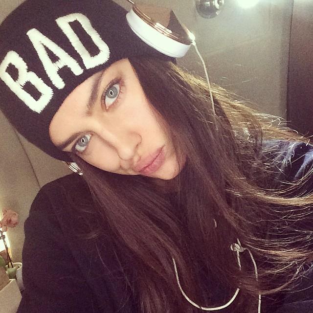 Irina Shayk is BAD