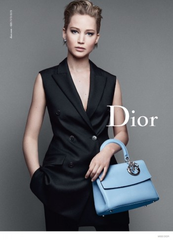 More Photos of Jennifer Lawrence's New Miss Dior Ads Revealed